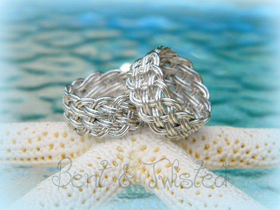 12 Strand Wide Woven Band